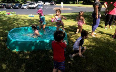 Sonshine Preschool Water Day